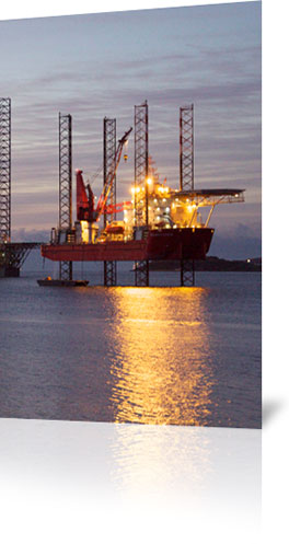 offshore logistics